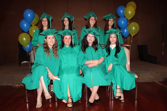 Toronto College of Dental Hygiene - Dental Hygienist Graduation Ceremony 2