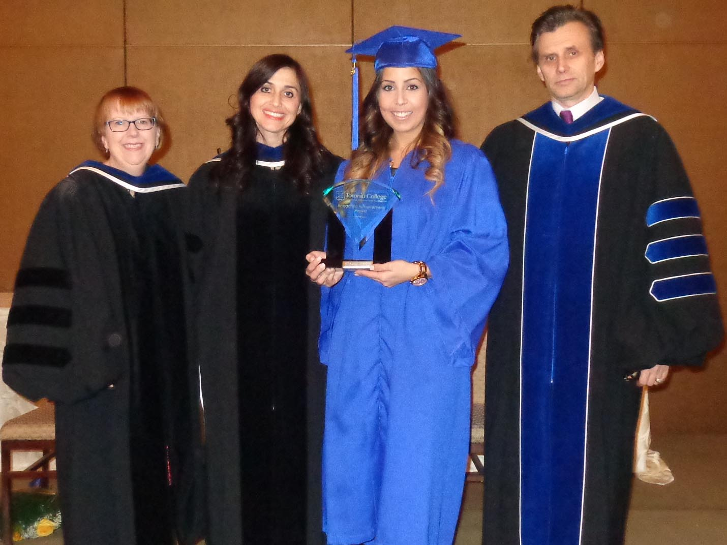 Toronto College of Dental Hygiene Graduation Ceremony 1