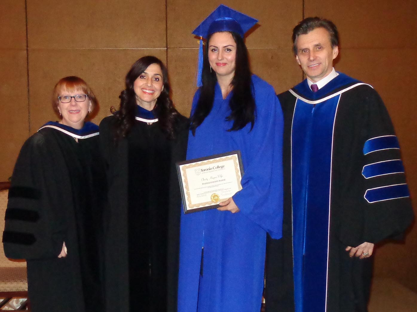 Toronto College of Dental Hygiene Graduation Ceremony 3