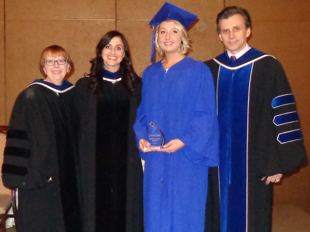 Toronto College of Dental Hygiene Graduation Ceremony 7