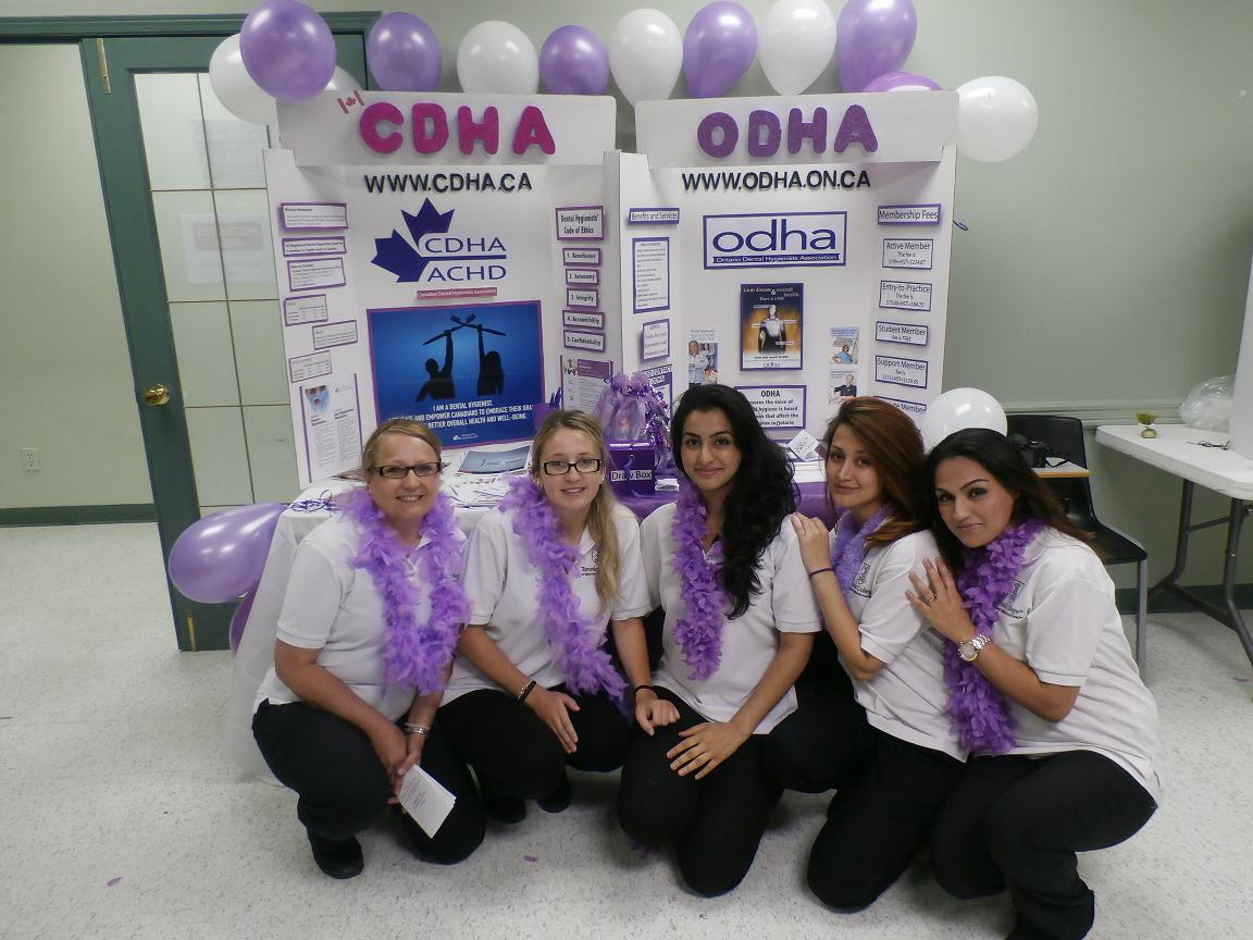 Toronto Dental College Community Poster Event 5