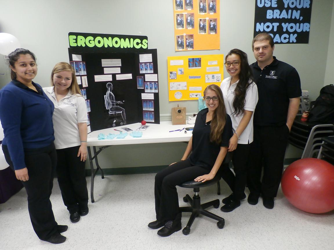 Toronto Dental College Community Poster Event 6